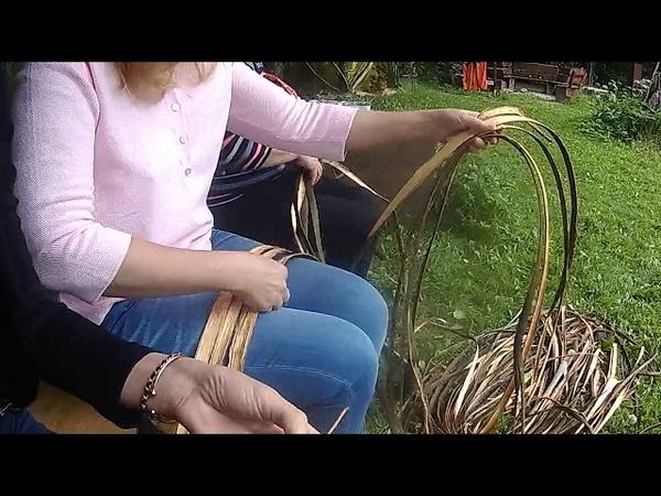 берендеев лес школа юных соревнование по плетению лаптей