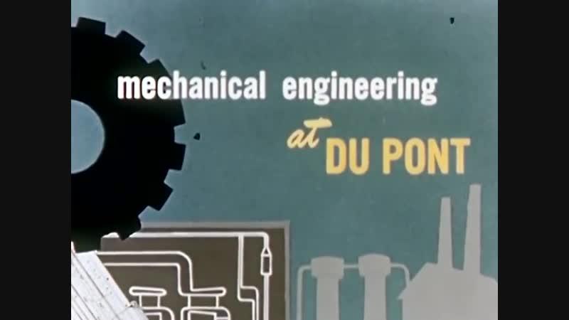 1950 Mechanical Engineering at DuPont circa E. I. du Pont - de Nemours and company 11m40 Carbon Dioxide (1)