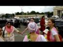 Харинама PREMA_SANKIRTANA - преданные с Вриндавана танцуют на улицах Москвы!)