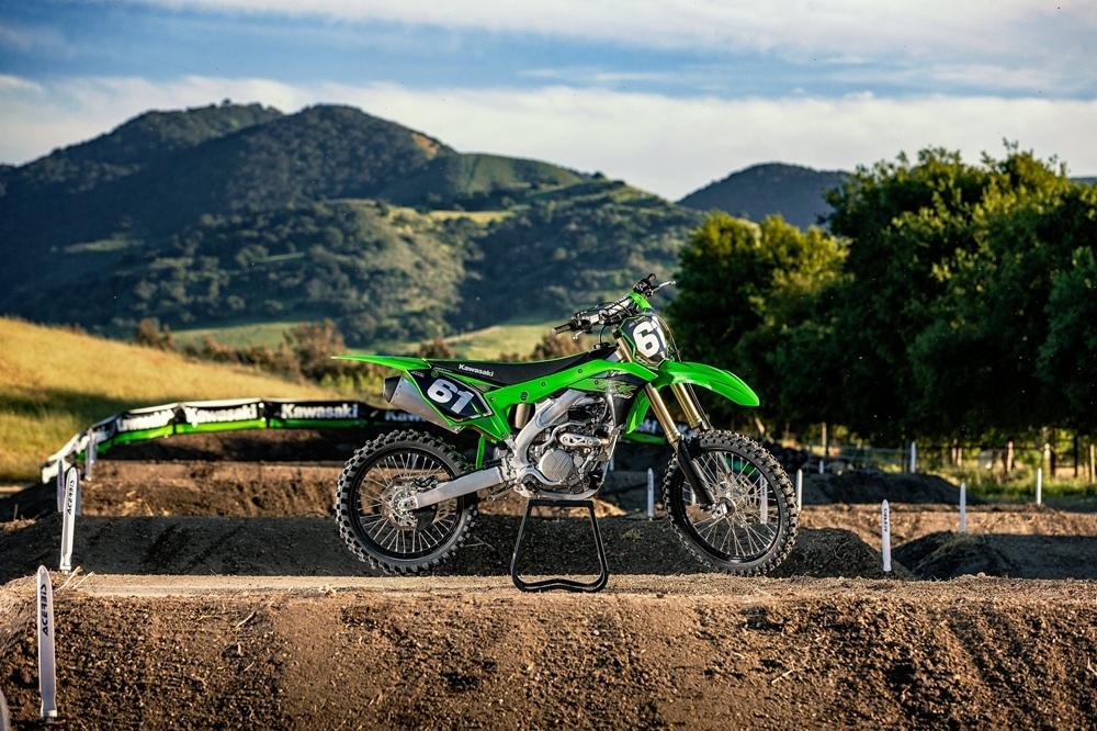 Внедорожный мотоцикл Kawasaki KX250 2020