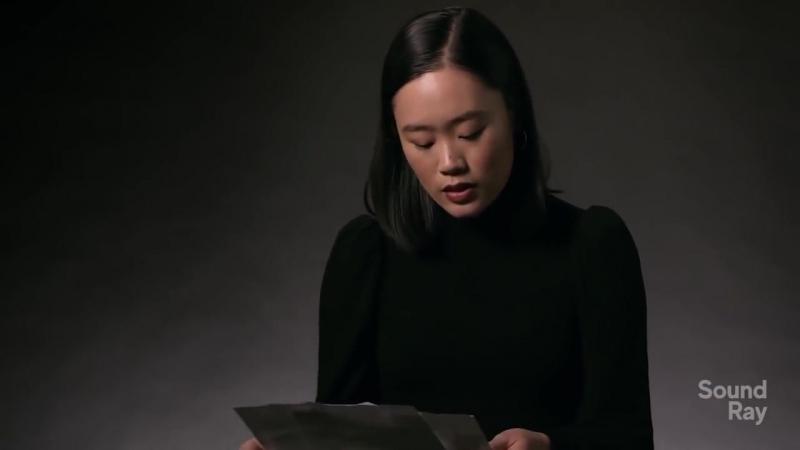 Актёры «13 Причин Почему» читают письма зрителей. Мишель Селена Анг
