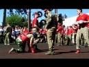 Испытание для ветеранов на право сдачи на краповый берет (часть 2)