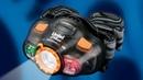 Налобный фонарь Uniel Off Road P-HL081-BB незаменимая вещ для ночной рыбалки и охоты