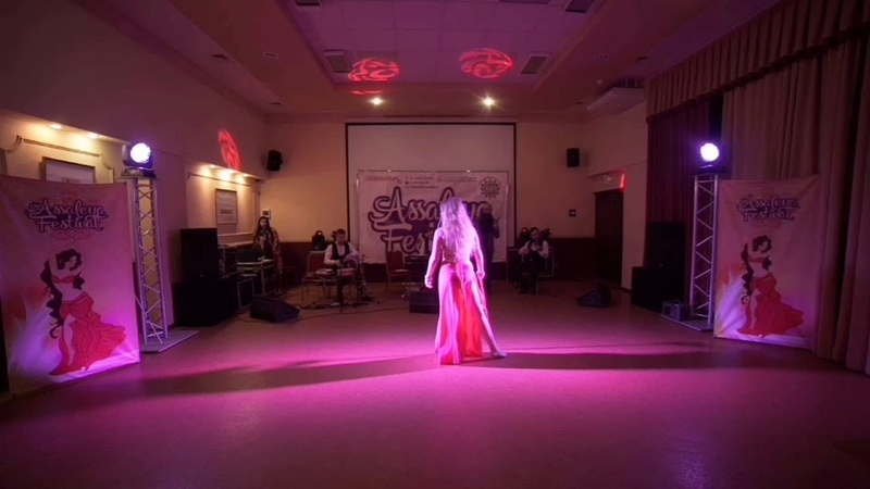 Sysoeva Galina and Ensemble Khayam ~ Сысоева Галина и ансамбль Хайям ~ королева фестиваля 2019