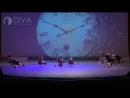 Современный танец , Постоянство времени , хореограф Александра Игнатенко