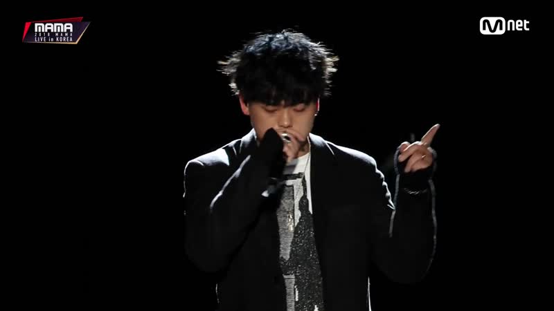 Vinxen - Yoo Jae Suk Barcode U Dont Even Know @ 2018 MAMA Premiere In Korea 181210