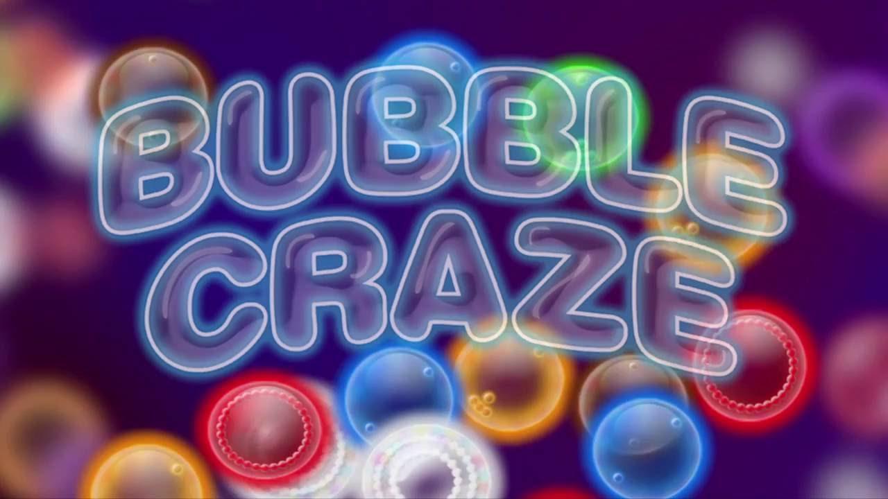 Обзор Bubble Craze