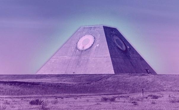 Секретный американский проект 70-х «Пирамида»