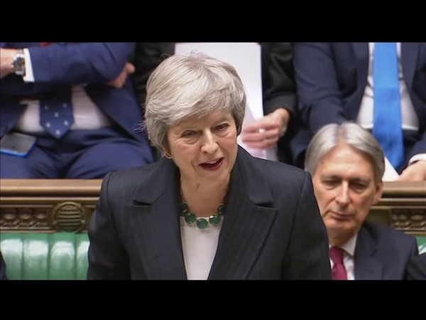 Prime Ministers statement on EU exit negotiations 15 November 2018