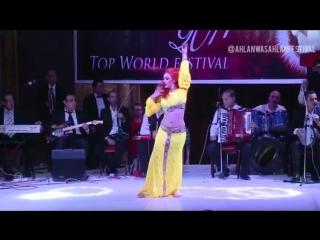 Oxana Bazaeva International Opening Gala Performance Ahlan Wa Sahlan Pt 2 22996