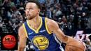 Golden State Warriors vs Utah Jazz Full Game Highlights   10.19.2018, NBA Season