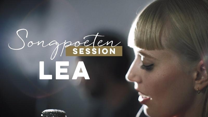 LEA - Leiser (Songpoeten Session)