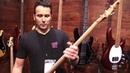 NAMM 2018 - Ernie Ball Music Man Stingray Bass
