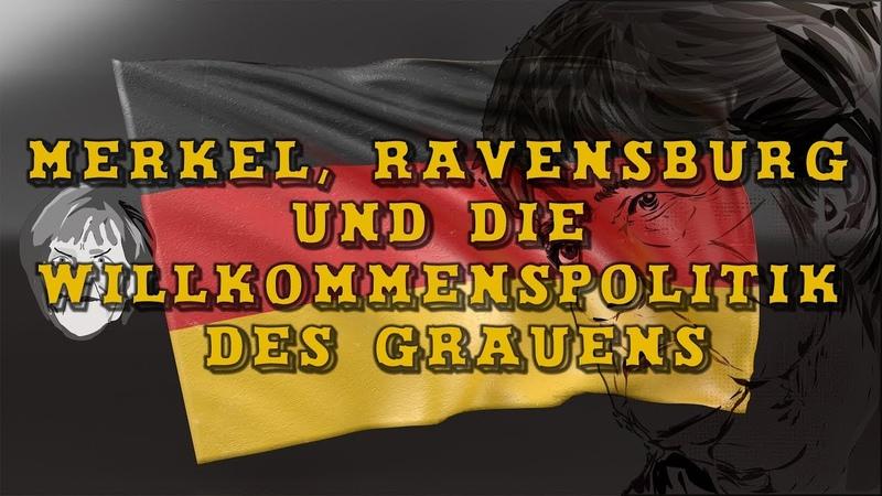 Merkel, Ravensburg und die Willkommenspolitik des Grauens