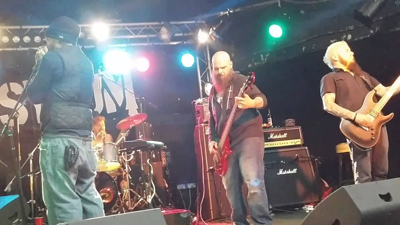 American Head Charge - A Violent Reaction Download Festival Rehearsal 2014