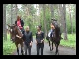 Прогула на конях