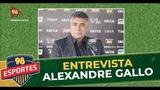ALEXANDRE GALLO FALANDO SOBRE CONTRATA