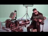 Видео о том, как снимали новый клин MUSE на песню