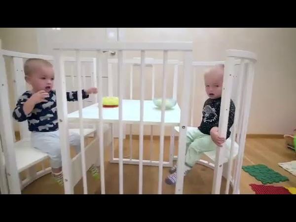 Отзыв о детской кроватке-трансформере для новорожденных MiKante мебельной фабрики Бельмарко