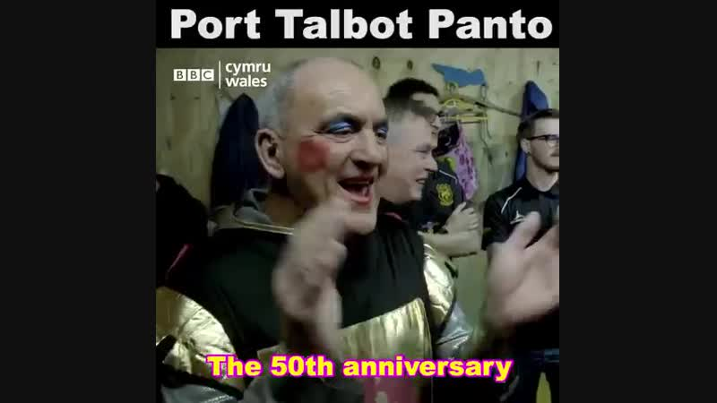 After another tough year for the people of Port Talbot, @TaibachRFC are preparing for their 50th annual panto to bring the whole