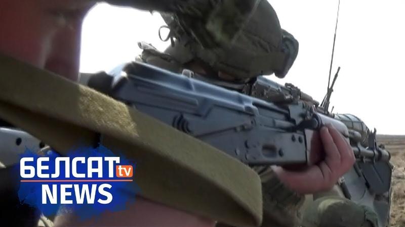 У Баранавічах кантрактнікі скралі зброю і боепрыпасы В Барановичах контрактники украли оружие