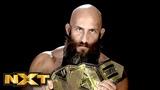 Ciampa, Gargano prepare for NXT Championship Last Man Standing Match WWE NXT, Aug. 15, 2018