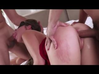 2 брата трахают жену как шлюху, мжм group sex orgy porn fuck wife slut tits ass suck hard dick (инцест со зрелыми мамочками 18+)