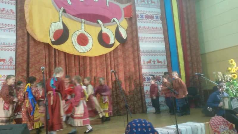 Кудесы на масленичном фестивале в КЦ Москвич
