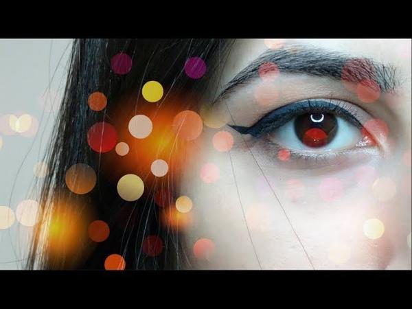 Ինչպես ընդգծել գծաներկը 3 քայլով How to apply liquid eyeliner