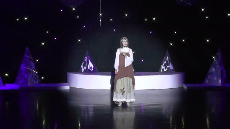 Крещенский вечерок 2019 -- Amazing Performans