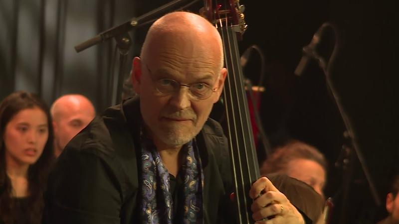 JazzBaltica 2018: Lars Danielsson, Paolo Fresu, Björn Bohlin Orchestra