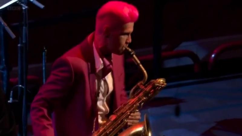 Лео Пеллегрино   Leo Pellegrino at the Royal Albert Hall (August 2017)   Moanin`