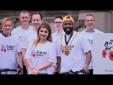 MAGID MAGID THE FORMER REFUGEE &amp THE MAYOR OF SHEFFIELD