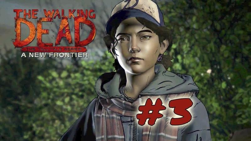 The Walking Dead: A New Frontier ►3 ► Встреча с Клементиной