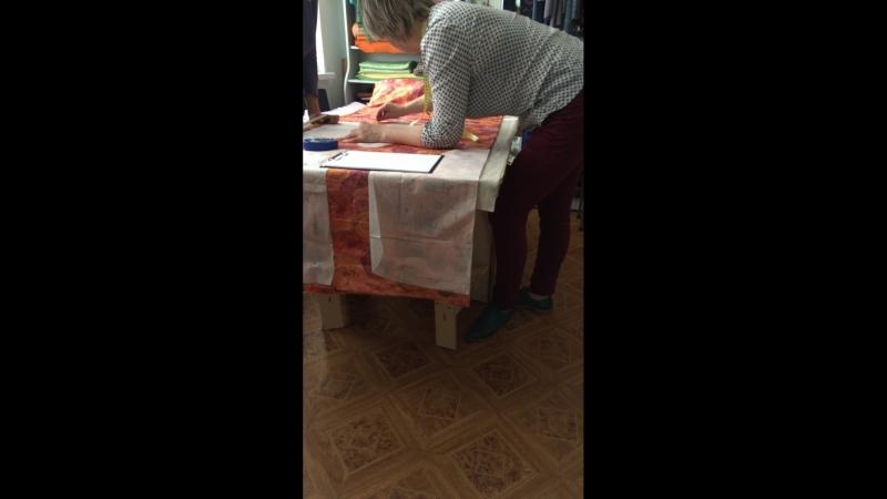 Маргарита Дуброва Мастер класс по пошиву куртки Организатор White Rocket