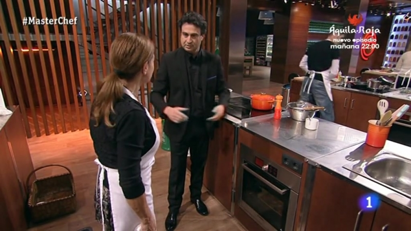 MasterChef 3 - Programa 6 - 12-05-2015 12 may 2015