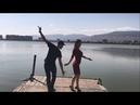Девушка Очень Прекрасно Танцует В Махачкале С Парнями 2019 Лезгинка ALISHKA AZARINA ELVIN Дагестан