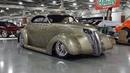 1937 Ford Coupe Phantom Custom Award Winner Engine Sound on My Car Story with Lou Costabile