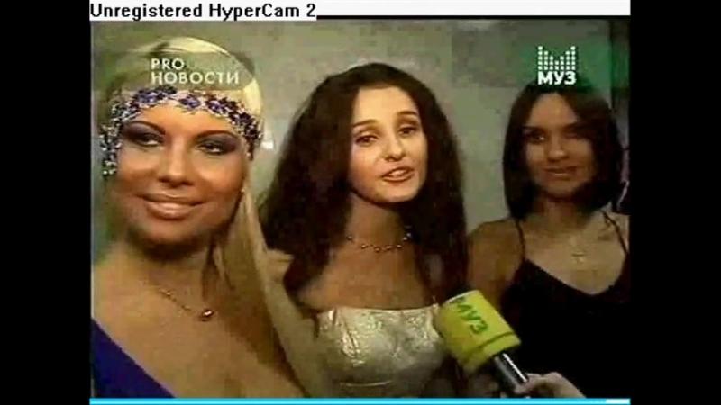 Блестящие в Pro-Новости Муз-ТВ (28.11.2009)