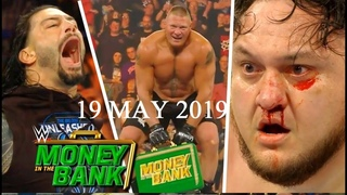 WWE Money in the Bank 2019 Highlights HD