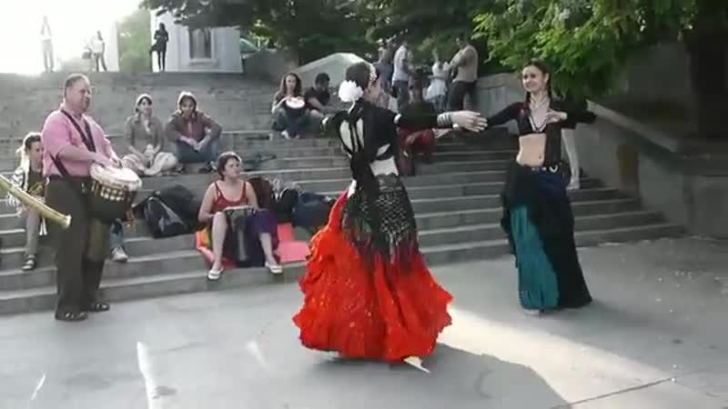 Этническая перкуссия в Севастополе, джем, трайбл