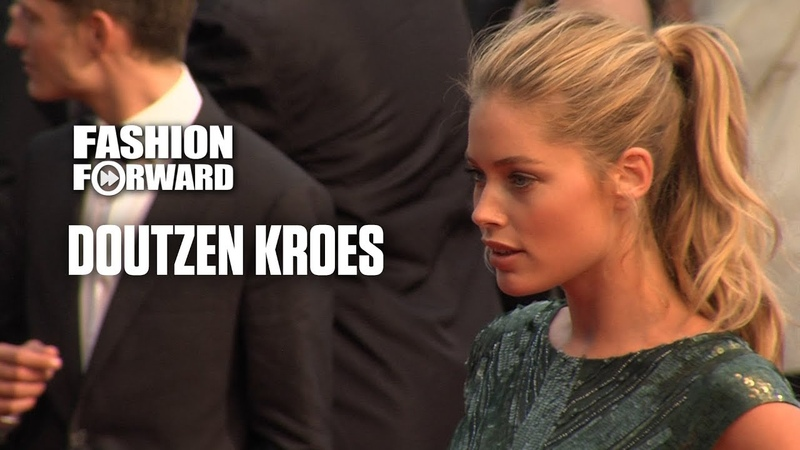 Model Doutzen Kroes Lets Husband Sunnery James Pick Out Her Clothes