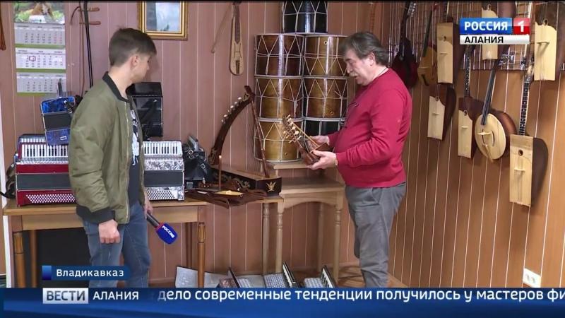 Агентство развития республики разработало проект поддержки народных художественных промыслов