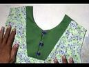 Cara menjahit variasi baju wanita (2)