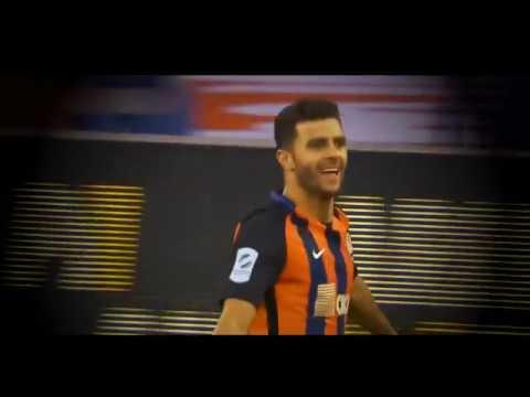 10 Júnior Moraes - Brazilian Forward of Shakhtar Donetsk. Goals and skills. 2018/2019