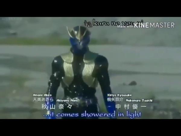 Kamen rider Hibiki opening