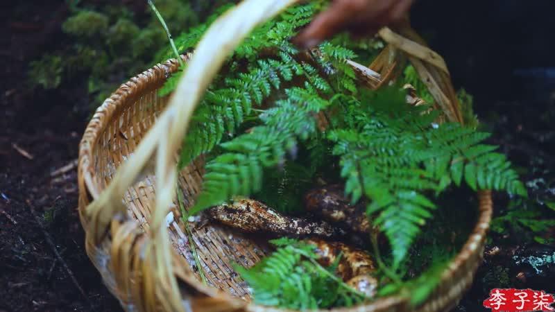 Ли ЦзыЦи - ДЕВУШКА С ХАРАКТЕРОМ! Грибы с запахом ''ладан-изобилие''... Говядина с грибами, курицей и говяжьим соусом! Вкусная тр