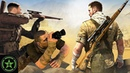 Spying on Our Neighbors RouLetsPlay Sniper Elite 3 with Fiona Nova