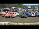 Forest Fair Demolition Derby 2018 | 4 Cylinder