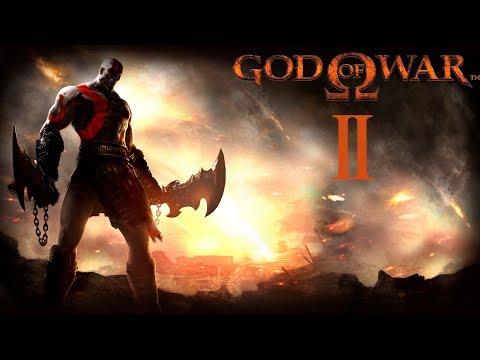 Проходим God of War I. День 2 - Трудности на пути к Ящику Пандоры!